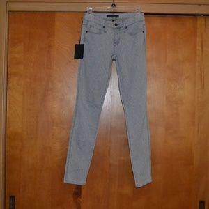 Genetic Shya Faded Slim Straight Leg Jeans 24 NWT